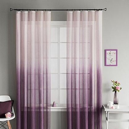 """Комплект штор """"Спектрум Фиолетовый"""", 145*290 см (ml-100329), фото 1"""