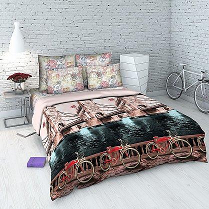 """Комплект постельного белья """"Тауэрский мост"""" 4175 (2 спальное) (096680), фото 1"""