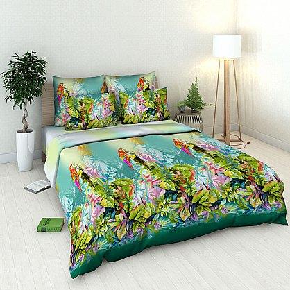 """Комплект постельного белья """"Мальдивы"""" 4205 (1.5 спальное) (98919), фото 1"""