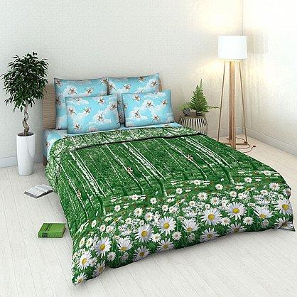 """Комплект постельного белья """"Милая роща"""" 4266 (евро) (099493), фото 1"""