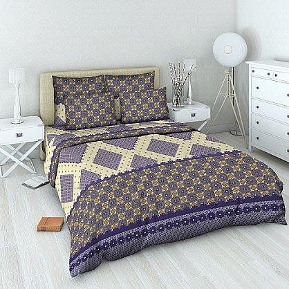 """Комплект постельного белья """"Сигнатюр"""" 4438 (евро) (104335), фото 1"""