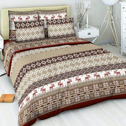 """Комплект постельного белья """"Скандинавия"""" 4439 (2 спальное) (104174), фото 1"""