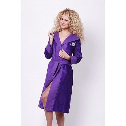 Халат женский Virginia Secret, Фиолетовый, р. S/M (44-46) (tg-100169), фото 1