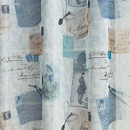 "Комплект штор ""Кельвин Голубой"" (ml-200304-gr), фото 2"