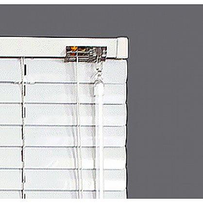 Жалюзи алюминиевые Белый, ширина 80 см (ZH-900-080), фото 3