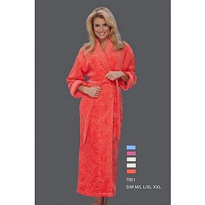 Халат женский Virginia Secret, Розовый, р. L/XL (48-50) (tg-100102), фото 1
