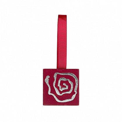 """Магнит деревянный """"Роуз"""" №5-A (dr-537051-5-A), фото 1"""
