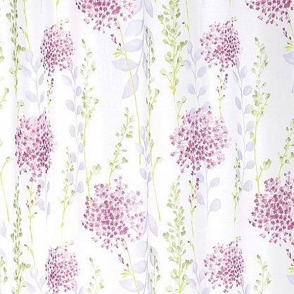 """Шторы """"Сиреневые цветы"""", дизайн 33-A (dr-C5395 W356-v33-A), фото 2"""