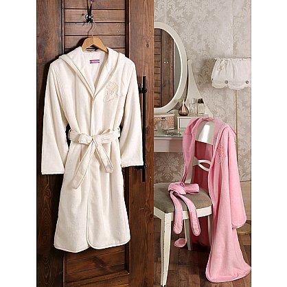 Халат женский Virginia Secret, Розовый, р. M/L (46-48) (tg-100147), фото 1