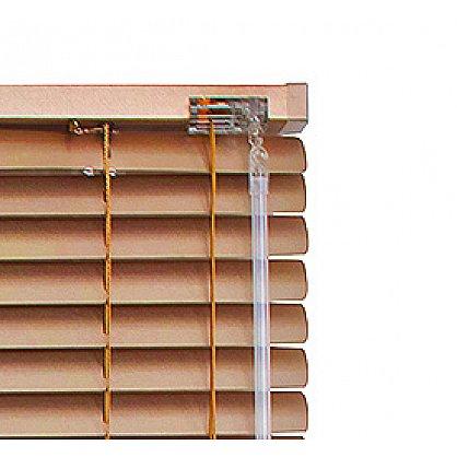 Жалюзи алюминиевые Золото-брокат, ширина 110 см (ZH-210-110), фото 3