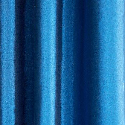 """Комплект штор """"Тафта Синий"""", 150*290 см (ml-100970), фото 2"""