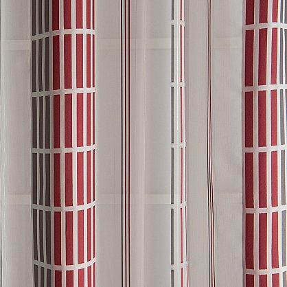 "Тюль ""Тирион Красный"", 300*270 см (ml-100405), фото 2"