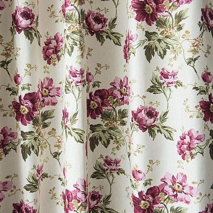 """Комплект штор """"Вилла"""", розовый (bl-200191-gr), фото 3"""