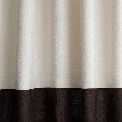 "Комплект штор ""Атлантус Бежевый"", 135*175 см (ml-100685), фото 3"