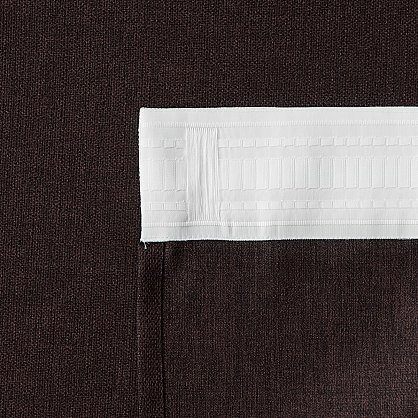 "Комплект штор ""Атлантус Коричневый"", 135*175 см (ml-100686), фото 6"