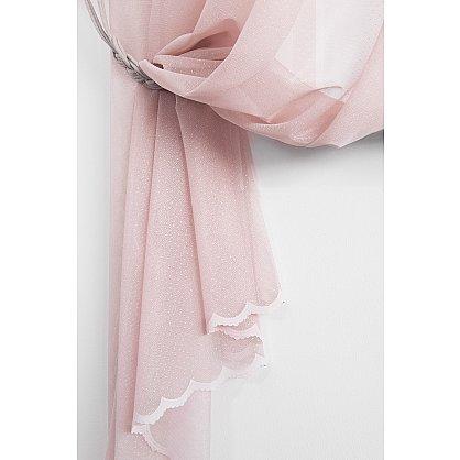 """Комплект штор """"Майа Розовый"""", 160*275 см (ml-100001), фото 2"""