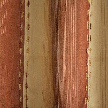 "Комплект штор ""Кармен Терракотовый"", 165*290 см (ml-100008), фото 3"