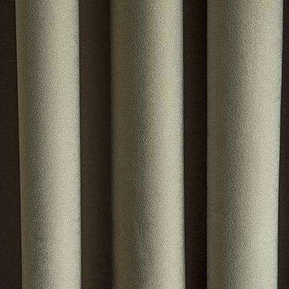 """Комплект штор """"Лисса Зеленый"""", 230*280 см (ml-100009), фото 2"""