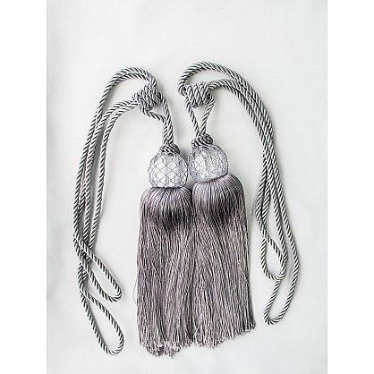 Кисти Ajur HK 2618-5, серый, 50 см (tr-102040), фото 1