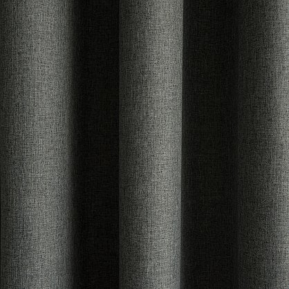 "Комплект штор ""Мерлин Темно-серый"" (ml-200186-gr), фото 3"
