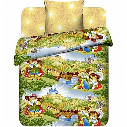 """Комплект постельного белья """"Сказочное королевство"""" 4150 (102461), фото 1"""