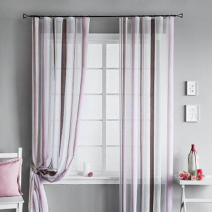 """Комплект штор """"Даймлер Фиолетовый"""", 170*300 см (ml-100204), фото 2"""
