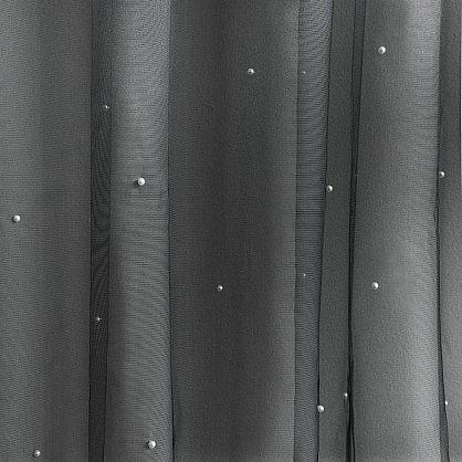 """Комплект штор """"Виа Серый"""", 155*280 см (ml-100209), фото 3"""
