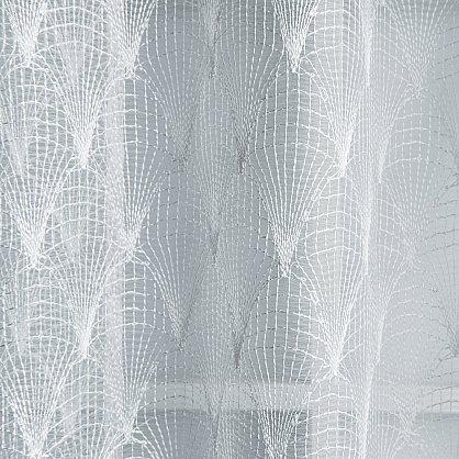 "Комплект штор ""Нуво Белый"", 145*280 см (ml-100214), фото 3"