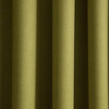 """Комплект штор """"Джордан Зеленый"""", 140*290 см (ml-100450), фото 2"""