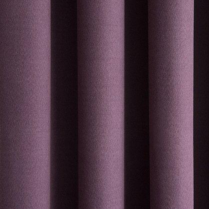 """Комплект штор """"Кэпитал Фиолетовый"""" (ml-200114-gr), фото 2"""