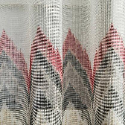 """Комплект штор """"Джоунс Красный"""", 145*270 см (ml-100351), фото 3"""