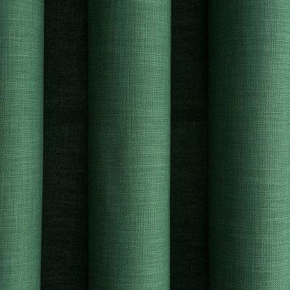 """Комплект штор """"Гринвуд Зеленый"""", 200*270 см (ml-100321), фото 3"""