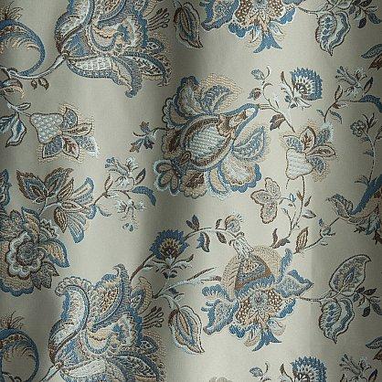 """Комплект штор """"Ричи Синий"""", 170*290 см (ml-100357), фото 3"""
