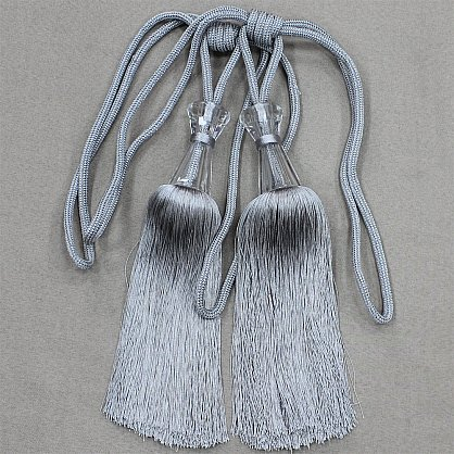 Кисти Ajur HK MB917AY-13263, серый, 60 см (tr-101681), фото 1