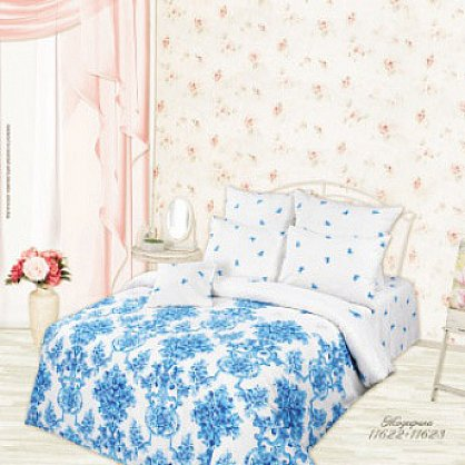 КПБ Lux Cotton 'Romantic' вид 1 Жозефина (n-560), фото 2