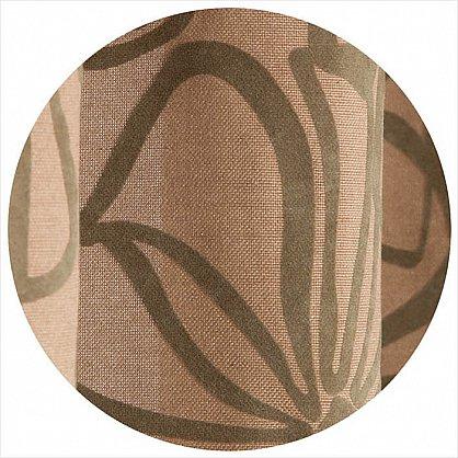 """Шторы на люверсах """"Раффаэль""""-3, коричневый (NL-5-3), фото 3"""