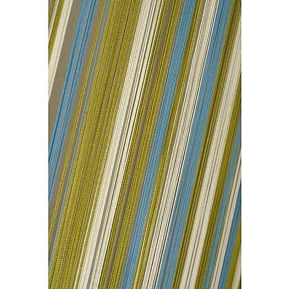 Кисея нитяная штора на кулиске радуга №105 (R-105), фото 1