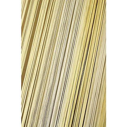 Кисея нитяная штора на кулиске радуга №121 (R-121), фото 1