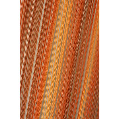 Кисея нитяная штора на кулиске радуга №124 (R-124), фото 1