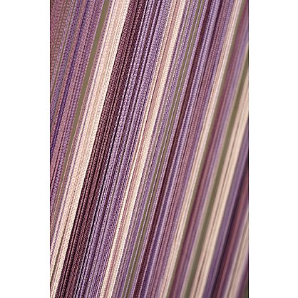 Кисея нитяная штора на кулиске радуга №126 (R-126), фото 1