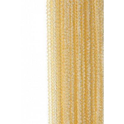 Кисея нитяная штора на кулиске облака - Шампань (Ob-13), фото 1