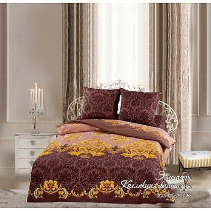 КПБ Lux Cotton 'Romantic' вид 1 Элизабет (n-149), фото 1