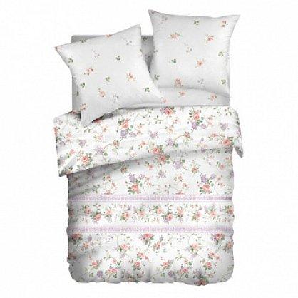 КПБ Евро Lux Cotton 'Romantic' КБR-41 рис. 11196/11197 вид 1 Прованс (252498), фото 1