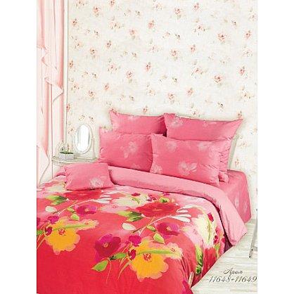 КПБ 5-ти предм Lux Cotton 'Romantic' КБR-31 рис. 11648/11649 вид 1 Ария (264470), фото 2