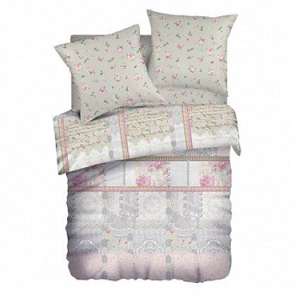 КПБ Lux Cotton 'Romantic' вид 1 Флёр (n-559), фото 1