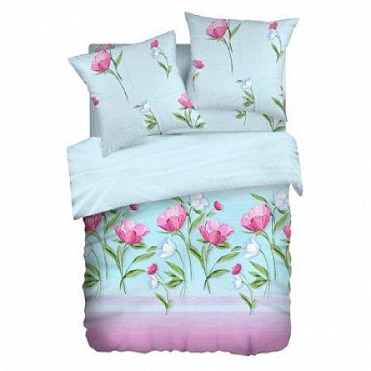 КПБ Евро Lux Cotton 'Romantic' КБR-41 рис. 11562/11563 вид 2 Джульетта (285656), фото 1
