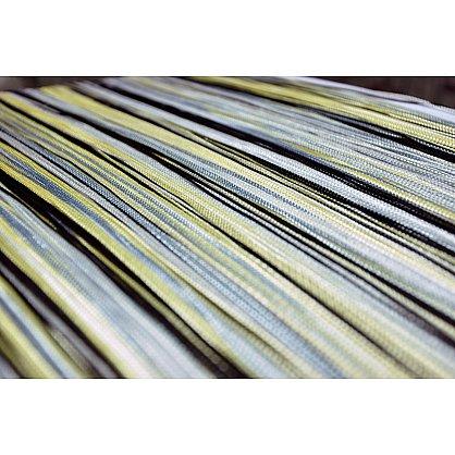 Кисея нитяная штора на кулиске радуга №101 (R-101), фото 3