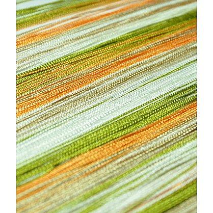 Кисея нитяная штора на кулиске радуга №106 (R-106), фото 2