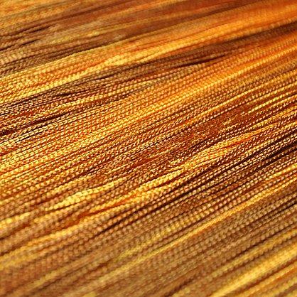 Кисея нитяная штора на кулиске радуга №124 (R-124), фото 4