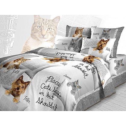 """Комплект постельного белья """"Феликс и Бонни"""" 4000 (102038), фото 1"""